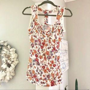 American Rag Floral shirt